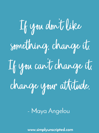 10 Positive Attitude Quotes Simply Unscripted