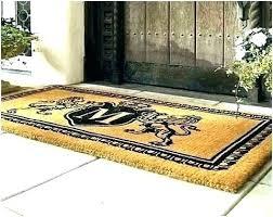 front door rug home depot front door mats full size of large front door mats home