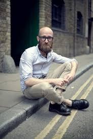 51 best Bald Beard Glasses images on Pinterest