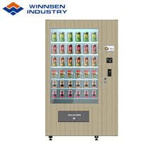 Office Supply Vending Machines For Sale Awesome China Winnsen Hot Sale Bottle Glass Wine Vending Machine China
