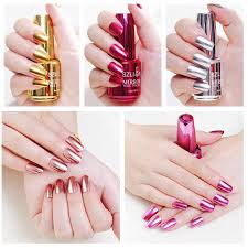 12 colors mirror metal nail gel polish nail gel soak off uv gel diy nail