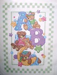 """6: Baby by Herrschners Pre-Quilted Pirate Voyage Baby Quilt ... & Dimensions / Todd Trainer """"ABC Bears Quilt"""" Stamped Cross Stitch Kit  #Dimensions # Adamdwight.com"""