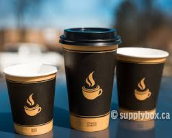 How To Design Paper Cup Morning Dew H12e 12 Oz Single Wall Hot Paper Cup Black Cafe Design 1000 Case