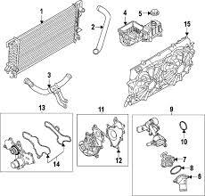 fordlincoln bl3z8a080b genuine oem expansion tank ford lincoln bl3z8a080b genuine oem expansion tank