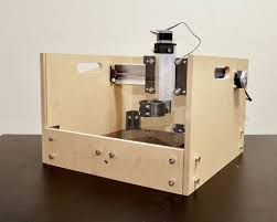picture of how to build the sienci mill one desktop cnc