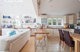 kitchen lounge designs. open plan kitchen-diner and living room kitchen lounge designs n