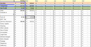Self Employed Expenses Spreadsheet Free Self Employed Accounting Bookkeeping Software Diy Accounts