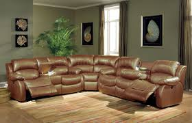 Leather Couches With Recliners Leather Couches With Recliners