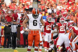browns let chance for season opening