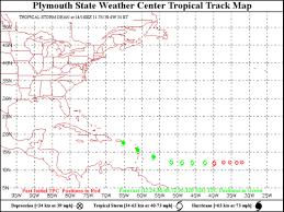 Atlantic Basin Hurricane Tracking Chart National Hurricane Center Miami Florida Caribbean Hurricane Blog Tropical Weather Resources