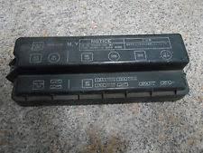 82672 22120 1989 1992 toyota cressida fuse relay box cover bezel e 116 fits toyota cressida