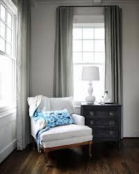 reading corner in bedroom