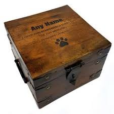 dog ashes box. Modren Dog 25 X 19cm Large Remembrance Wooden Pet Urn Cremation And Dog Ashes Box S