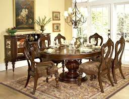 formal dining room table sets oval dining table round dining room table sets modern round