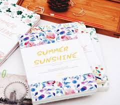 fl summer 13 2 18 3cm 160 pages notebook office journal sketchbook gift in notebooks from office supplies on aliexpress alibaba