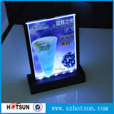 Restaurant Table Top Display Stands Plastic Menu Holder Plastic Menu Holder Suppliers and 93