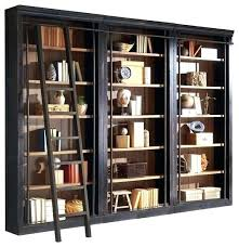 3 piece bookcase wall library book shelves shelf family home bookcases on wheels
