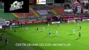 Alanyaspor 2-1 Beşiktaş Maç Özeti HD - YouTube