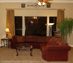 living room panel curtains. family room window treatments (with a lined curtain panel tutorial) living curtains