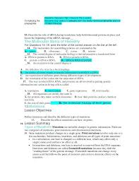 Dna Coloring Activity 4 Dna Coloring Worksheet Pdf Answer Key ...