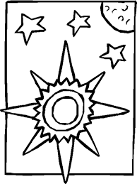 Small Picture Holy Spirit Interactive Kids Coloring Pages God created sun