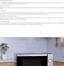 Lò vi sóng Electrolux EMM2026MX 20 lít