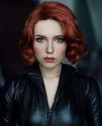 fan contentgreat black widow cosplay