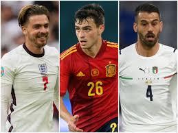 Jack Grealish, Pedri, Leonardo Spinazzola und die ewigen Kulthelden der  Euro 2020
