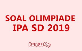 Soal ipa kelas 1 sd.pdf. Soal Olimpiade Ipa Sd 2021 Dan Jawabannya Terbaru