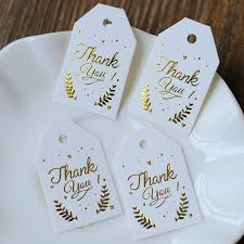 thank you tags for wedding favors 2019 golden thank you tag gift tags wedding thank you tags thank