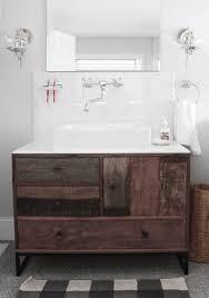 modern rustic furniture rustic modern bathroom vanities brooklyn modern rustic reclaimed wood
