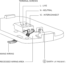 carbon monixde alarm wiring diagram