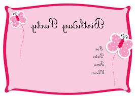 Create Birthday Invitation Card With Photo Free Zwdg Create Birthday