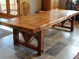 farmhouse table legs