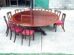 extra large round dining table room tables terrific australia l