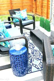 how to make outdoor cushions fabric recover patio furniture with style