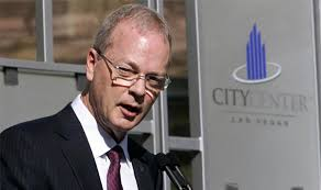 Bobby Baldwin, president of MGM's City Center development, steps down