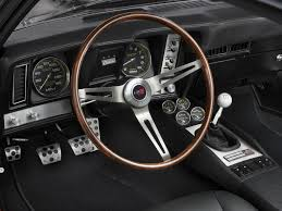1969 Chevy Camaro SS specs, engines, interior