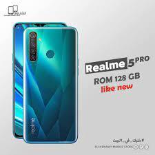 ElShenawy Mobile Shop - لون مميز جدا من شاومي 😉 موبايل Realme 5 PRO 📱  مساحة 128 GB رامات 4 زي الجديد بالظبط هتلاقيه دلوقت في الشناوي 💪