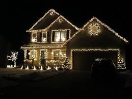 white christmas lights house. Exellent House White Christmas Lights House 07 To T