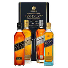 johnnie walker collection gift set out of stock