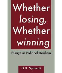 essays on realism essays on moral realism sayre mccord american  whether losing whether winning essays in political realism buy whether losing whether winning essays in political
