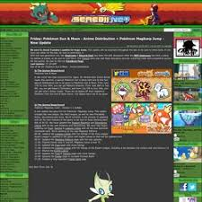 Serebii Net Pearltrees