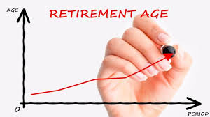 Image result for retirement age