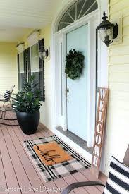 Rug For Front Door Images - Doors Design Ideas