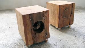 wooden cubes furniture. THORS Mobiile Cubes Wooden Chairs On Wheels Furniture