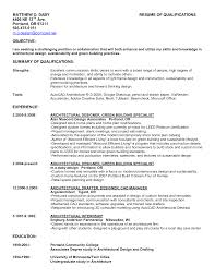 Skills And Qualifications For Resume Cv Resume Ideas