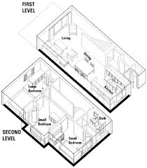 Three Bedroom Two Level Apartment in Row House Floor Plan   Oh My    Three Bedroom Two Level Apartment in Row House Floor Plan   Oh My GOD    Pinterest   House Floor Plans  Floor Plans and Apartments