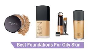 best foundation for oily skin