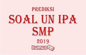 Unduh ) lembar jawaban komputer pdf download: Prediksi Soal Un Ipa Smp 2021 Beserta Kunci Jawabannya